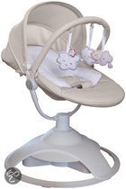 Red Castle - CLOUDZZ Baby Bouncer - Taupe