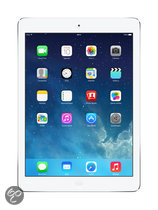 Apple iPad Air - met 4G - 16GB -  Silver - Tablet