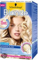 Schwarzkopf Blonde Intensive Blond Super Plus - Haarkleuring