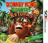 Foto van Donkey Kong: Country Returns 3D