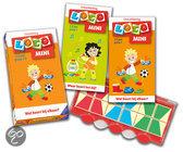 Mini Loco met Basisdoos en de boekjes Ontwikkelingsspelletjes 1 en 2