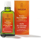 Weleda Arnica - Massageolie - 10 ml