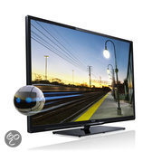 Philips 4000 series Ultraslanke 3D LED-TV 55PFL4358H 55