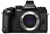 Olympus OM-D E-M1 Body - Systeemcamera - Zwart