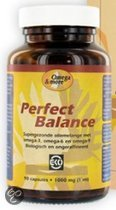 Omega & More Perfect Balance Capsules 90 st