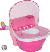 Baby Born Interactieve Toilet Set