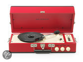 Ricatech RTT98 Home entertainment - Platenspeler - Rood