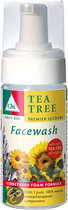 Tea tree face wash (chi)