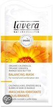 Lavera Balancing Organic - Gezichtsmasker