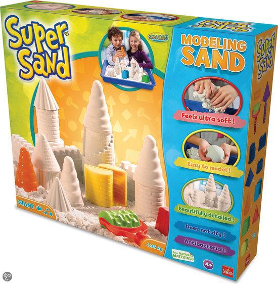 Super Sand - Speelset Groot