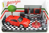 FERRARI 355 with light & sound schaal 1:43