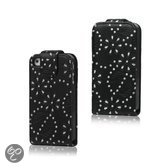 Apple iPhone 4 | 4S Flipcase Diamond Black