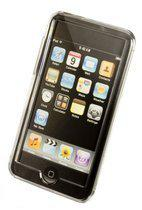 Logic3 Crystal Case With Screen Protector For Touch 3g