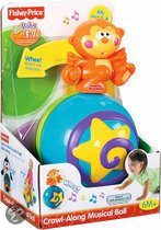 Fisher-Price Musical Bobbin' Ball