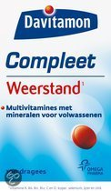 Davitamon Compleet Weerstand - 100 st - Multivitaminen
