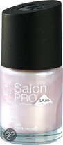 Rimmel Salon Pro With Lycra Nailpolish - 285 White Orchid - Nailpolish