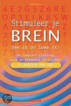 Stimuleer je brein - Use it or lose it!