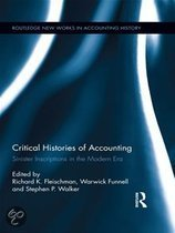 Critical Histories of Accounting