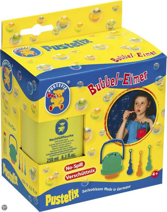 Pustefix Bellenblaas Bubbel-Emmer