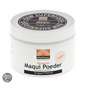 Mattisson maqui poeder raw 125 gr