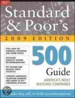 Standard & Poor's 500 Guide 2009