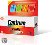 Centrum Cardio - 60 Tabletten - Multivitaminen