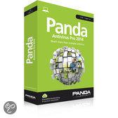 Panda Antivirus Pro 2014 -  Nederlands / Frans / 1 Gebruiker - 1 jaar