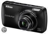 Nikon Coolpix S800c - Zwart