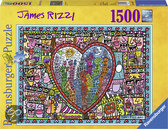 Ravensburger Rizzi All that Love - Puzzel