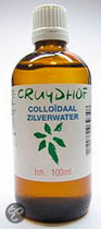 Cruydhof Colloïdaal Zilverwater - 100 ml - Voedingssupplement