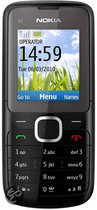 Nokia C1-01 - Grijs