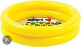 Winmax Sport Buitenzwembadje geel
