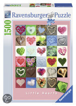 Ravensburger Little Hearts - Puzzel