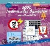 8000 Nederlandse Symbolen voor AutoCAD / Versie 4 / druk 1