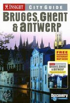 Bruges, Ghent & Antwerp Insight City Guide