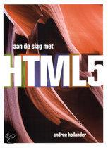 Aan de slag met HTML 5