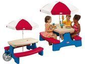 Little Tikes Opvouwbare Picknicktafel