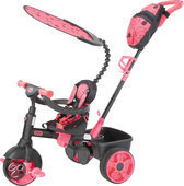 Little Tikes 4-in-1 - Driewieler - Deluxe Edition- Neon Pink