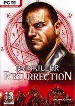 Painkiller: Resurrection Pc Cd Rom