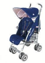 MacLaren Techno XLR - Buggy - Medieval Navy/Blush Pink