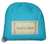Sack'n Seat - Kinderzitje - Aqua Blauw