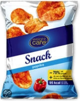 Weight Care Snack Chips - Paprika