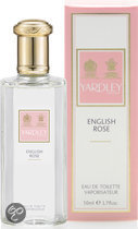 Yardley Rose for Women - 50 ml - Eau de toilette