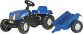 Rolly Toys Rolly Kid New Holland T 7040 Tractor