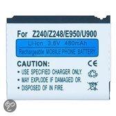 Xccess accu Samsung AB653039CUC Comparable