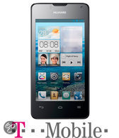 Huawei Ascend Y300 - Wit - T-Mobile prepaid telefoon