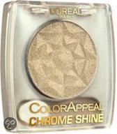 L'Oréal Paris Color Appeal - 171 Dazzling Khaki  - Beige - Oogschaduw