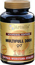 Artelle Multifull 3000 - 100 tabletten - Multivitamine