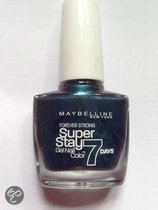 Maybelline Superstay - 863 Aqua Daze