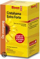 Bloem Cratahama Extra Forte - 200 Capsules - Voedingssupplement